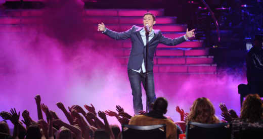 Scotty McCreery on the Finale