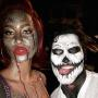 Amber Rose and Val Chmerkovskiy Couple Up for Halloween