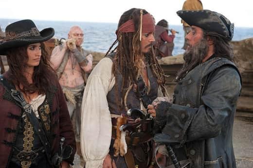 Captain Jack Sparrow Photo