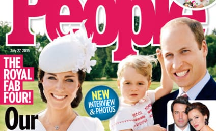 "Royal Family Covers People, Reveals ""Lovely Little"" Life in the Country"