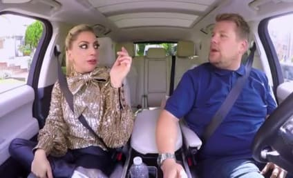 Lady Gaga Joins James Corden for Carpool Karaoke: WATCH!