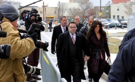 Teresa, Joe Giudice Sentencing Pushed Back