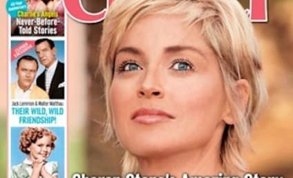 Sharon Stone: I Died! It Was Weird!
