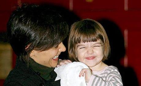 Cute Katie and Suri Picture