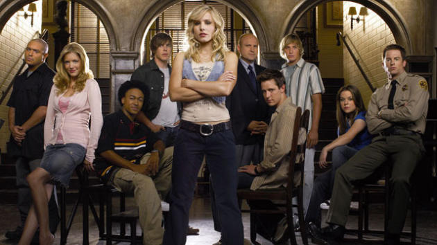Veronica Mars Cast Pic