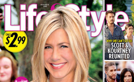 Jennifer Aniston Adopts?!?