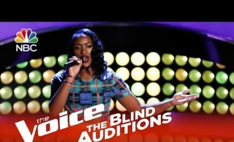 Briar Jonnee - Take a Bow (The Voice)