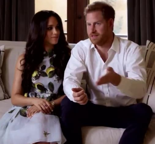 Meghan and Harry Talk Podcast