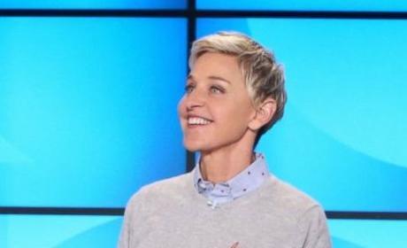 Ellen DeGeneres is Love