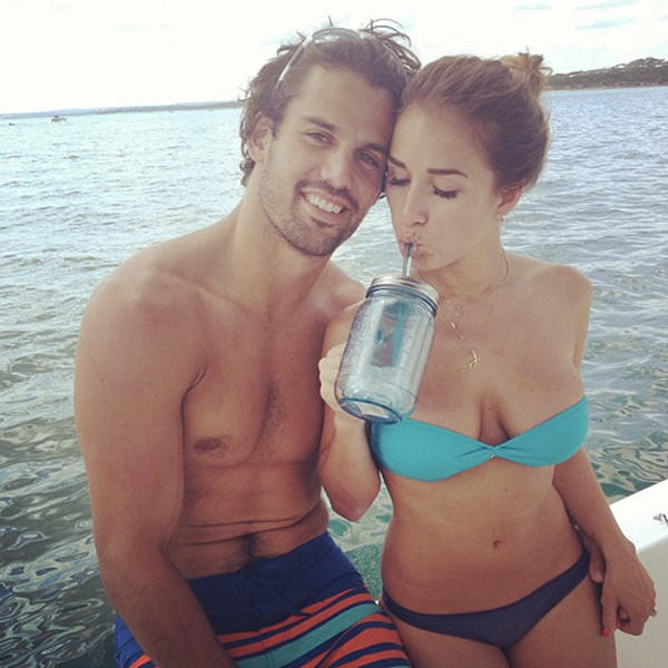Jessie James and Eric Decker Pic