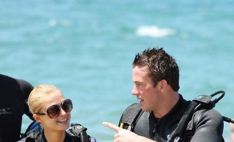 Paris Hilton and Doug Reinhardt Photo