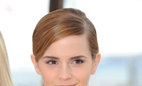 Emma Watson in Cannes