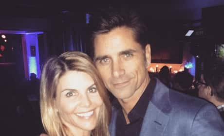 John Stamos, Lori Loughlin Photo
