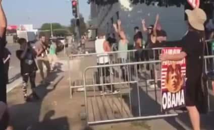 Ke$ha Backup Dancers OWN Westboro Baptist Church Protesters Outside Concert