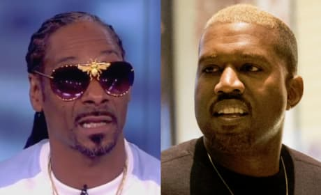 Snoop Dogg: Kanye West Needs a Black Woman! Kim is Trash!