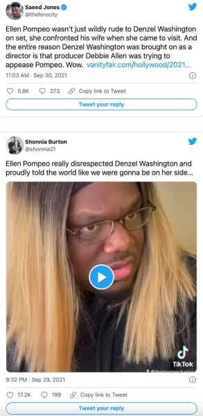 a pompeo tweet
