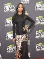 Zoe Saldana at MTV Movie Awards