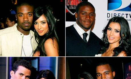 Kardashian Breakups and Makeups: A Romantic Rewind