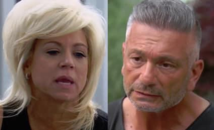 Theresa Caputo & Larry Caputo: Shocking Split Caught on Camera! WATCH!