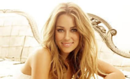 Lauren Conrad: Cosmo Cover Girl