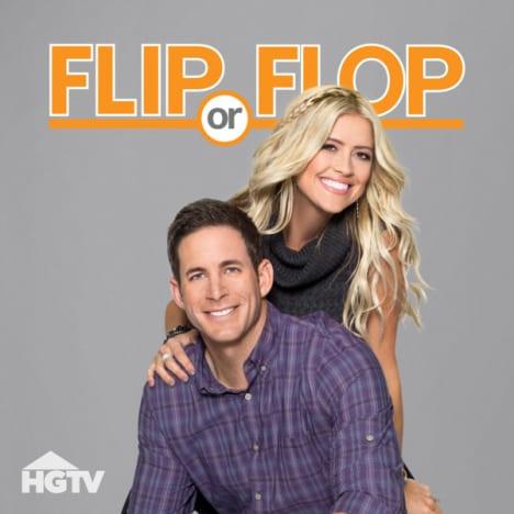Flip or Flop Poster