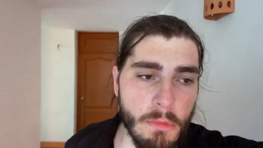 Andrew Kenton feels sad and powerless