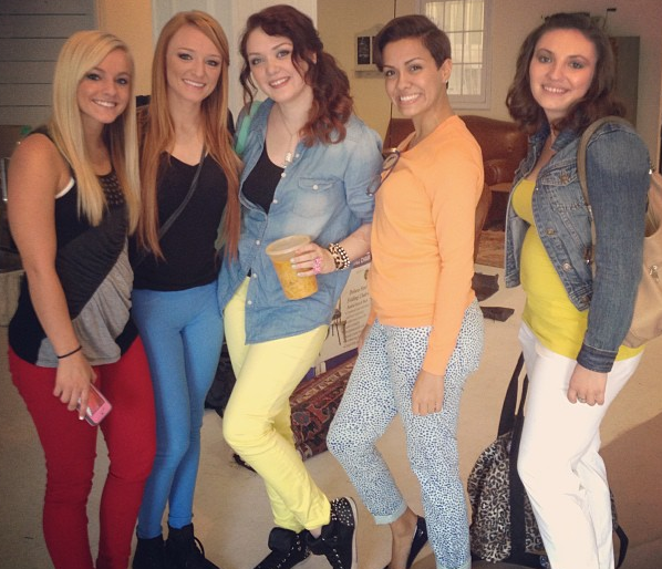 Teen Mom 3 Cast and Maci Bookout