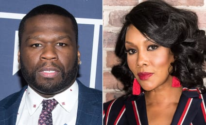 "Vivica A. Fox Dubs Sex with 50 Cent as ""PG-13,"" Rapper Shakes His Head"