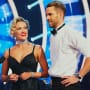 Nick Viall and Peta Murgatroyd on DWTS