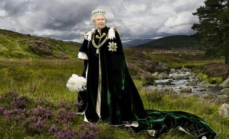 Queen Elizabeth II Photograph