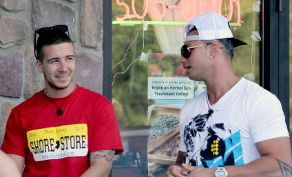 Vinny Guadagnino: Back in the Jersey Shore House!