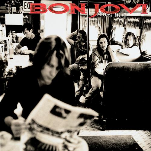 Bon Jovi Album Cover