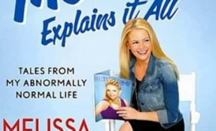 Melissa Joan Hart Explains It All, Writes About Past Drug Use