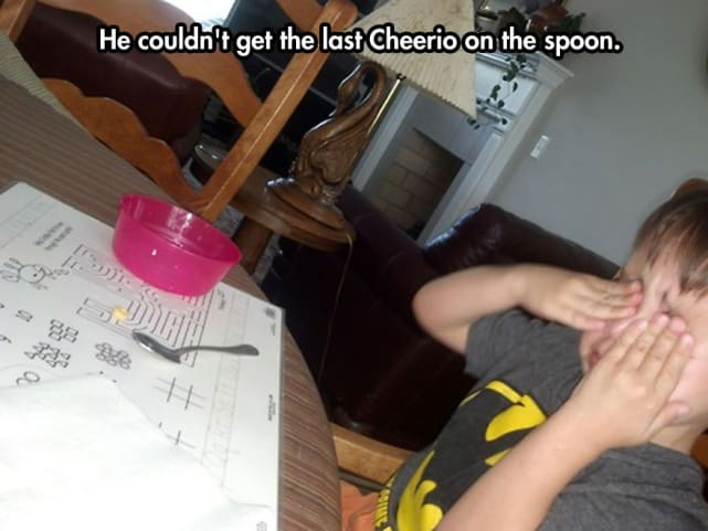 The Last Cheerio