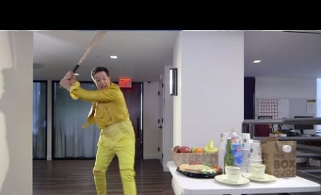 """Stephen Colbert Parodies """"Lemonade"""""""