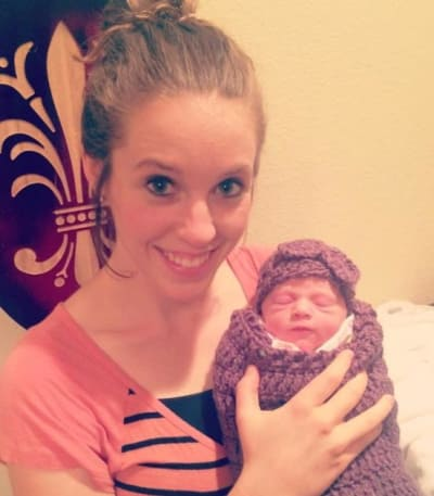 Jill Duggar Midwife Photo