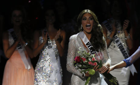 Gabriela Isler Wins Miss Universe 2013