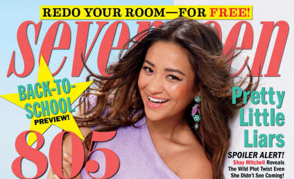 Shay Mitchell Talks Pretty Little Liars, Life Lessons