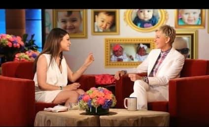 Mila Kunis Talks Pregnancy, Cravings, Possible Natural Birth