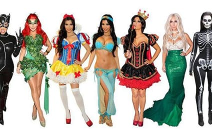 Halloween costumes photos page the hollywood gossip