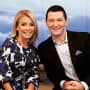 Kelly Ripa and Richard Curtis