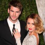Liam Hemsworth and Miley Cyrus Photo