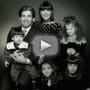 Kim Kardashian Honors Dad with Precious Throwback Video
