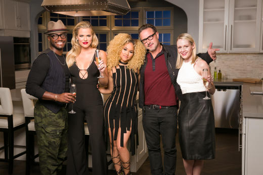 Kocktails with Khloe Guests