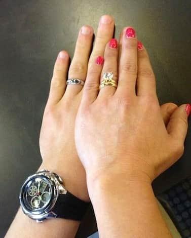 Girl Meets World Wedding Rings