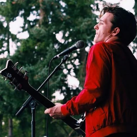 Drake Bell on Stage