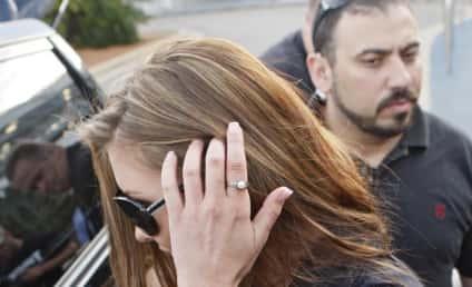 Audrina Patridge Stalker Arrested ... at Her House