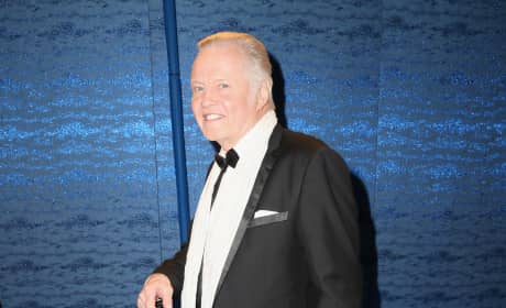 Jon Voight Looks Dapper