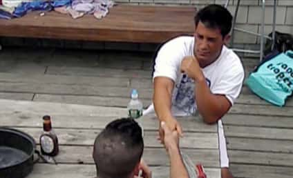 Jersey Shore Recap: Pitching a Tent