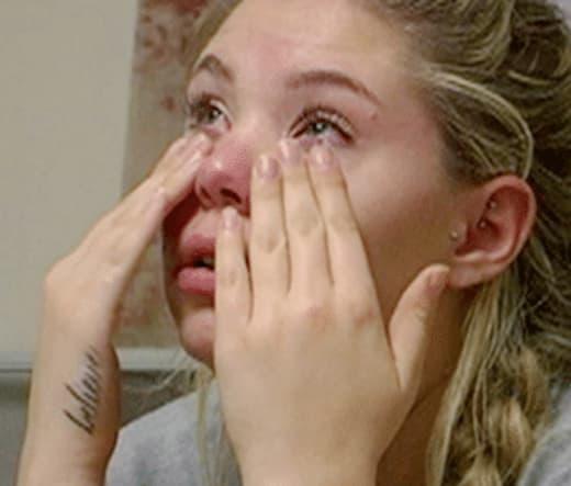 Kail llorando